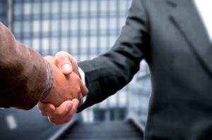 handshake a